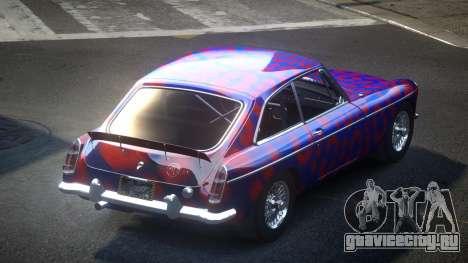 MG MGB GT U-Style S9 для GTA 4