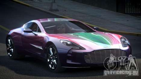 Aston Martin BS One-77 S1 для GTA 4