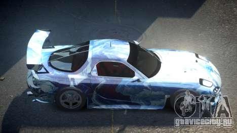 Mazda RX-7 iSI S5 для GTA 4
