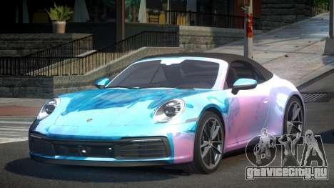 Porsche Carrera ERS S8 для GTA 4