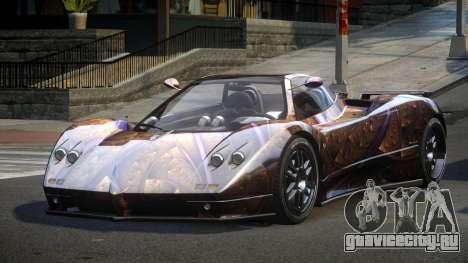 Pagani Zonda BS-S S7 для GTA 4