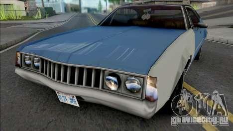 Improved Clover для GTA San Andreas