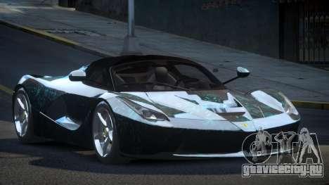 Ferrari LaFerrari PSI-U S1 для GTA 4