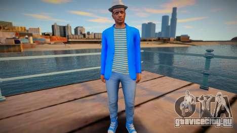 Guy 37 from GTA Online для GTA San Andreas