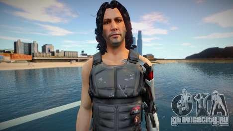 Johnny Silverman для GTA San Andreas