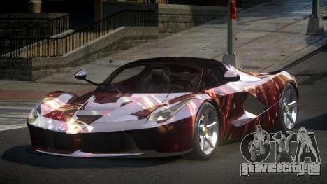 Ferrari LaFerrari PSI-U S8 для GTA 4