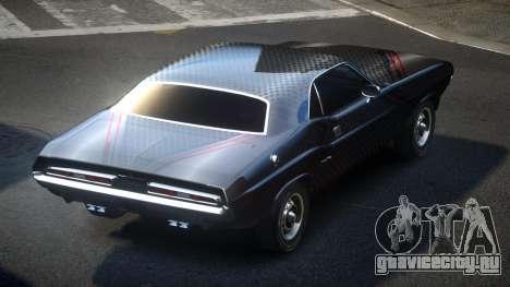 Dodge Challenger SP71 S9 для GTA 4