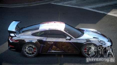 Porsche 911 BS GT3 S6 для GTA 4