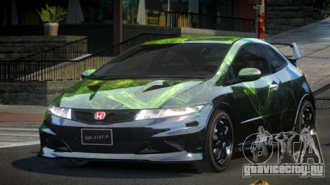 Honda Civic SP Type-R S6 для GTA 4
