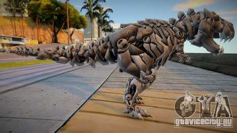 T-Rex skin v2 для GTA San Andreas