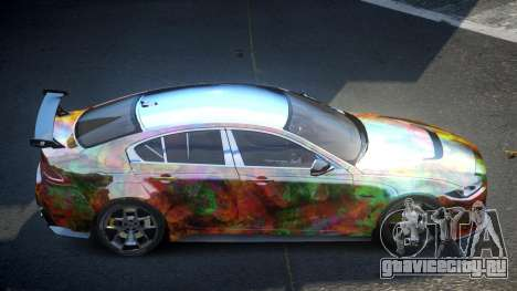 Jaguar XE GST S2 для GTA 4