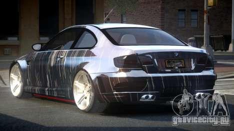 BMW M3 E92 US S2 для GTA 4