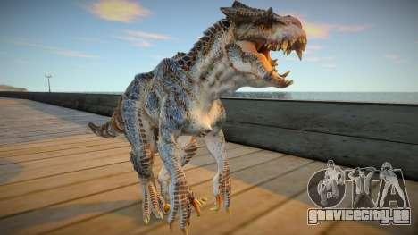 Carnosaur для GTA San Andreas