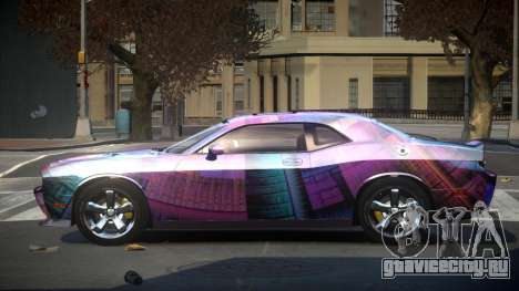Dodge Challenger SP 392 S7 для GTA 4