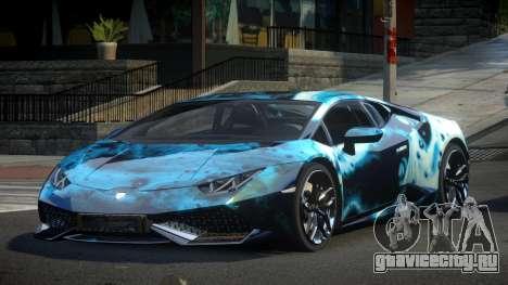 Lamborghini Huracan GST S7 для GTA 4