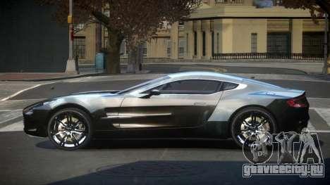Aston Martin BS One-77 S6 для GTA 4