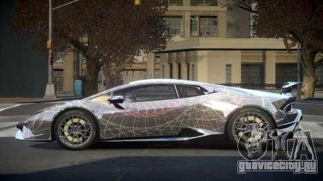 Lamborghini Huracan BS-Z S9 для GTA 4
