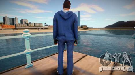 Dude from GTA Online для GTA San Andreas