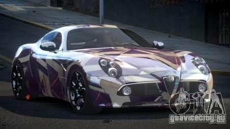 Alfa Romeo 8C US S3 для GTA 4