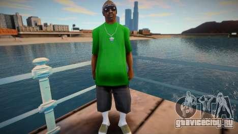 New Fam 3 skin для GTA San Andreas