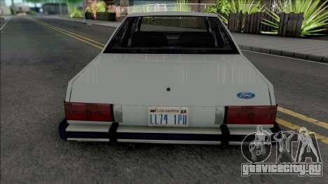 Ford Corcel II 1981 для GTA San Andreas