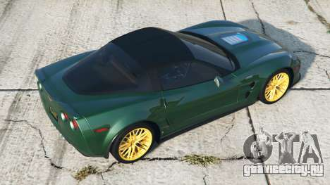 Chevrolet Corvette ZR1 (C6) 2009〡add-on v3.0