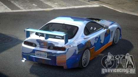 Toyota Supra iSI S2 для GTA 4