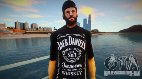 Str3sU ComputerS Skin - Jack Daniels для GTA San Andreas
