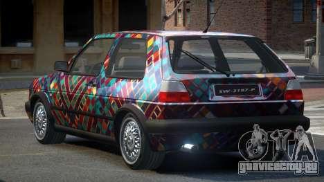 Volkswagen Golf SP-U S9 для GTA 4