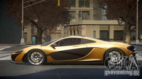 McLaren P1 ERS для GTA 4