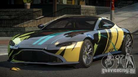 Aston Martin Vantage GS AMR S10 для GTA 4