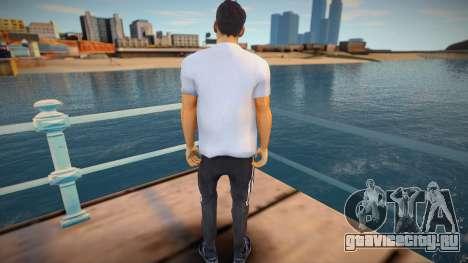 Лионель Месси для GTA San Andreas