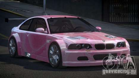 BMW M3 E46 PSI Tuning S1 для GTA 4