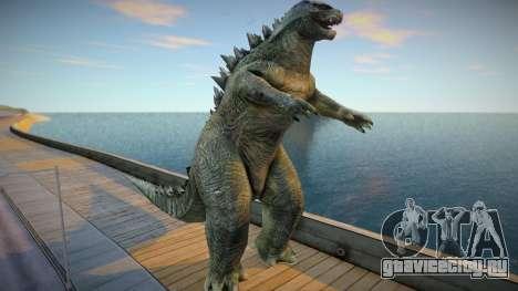 Godzilla 2014 skin для GTA San Andreas