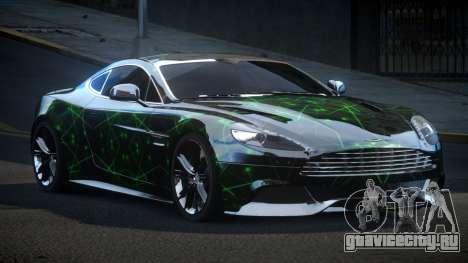 Aston Martin Vanquish iSI S2 для GTA 4