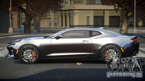 Chevrolet Camaro GS-R для GTA 4
