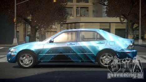 Lexus IS300 U-Style S7 для GTA 4