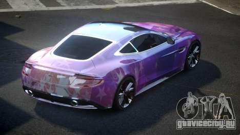 Aston Martin Vanquish iSI S8 для GTA 4