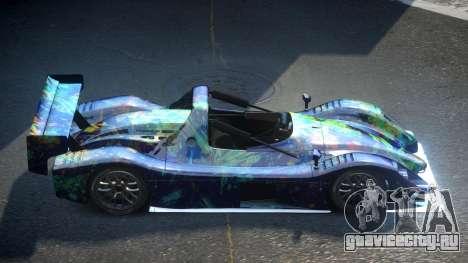 Radical SR8 GII S5 для GTA 4