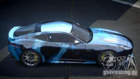 Jaguar F-Type U-Style S7 для GTA 4