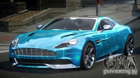 Aston Martin Vanquish iSI S9 для GTA 4