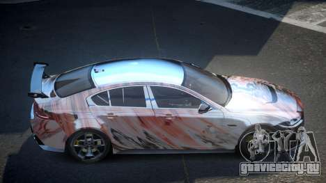 Jaguar XE GST S1 для GTA 4