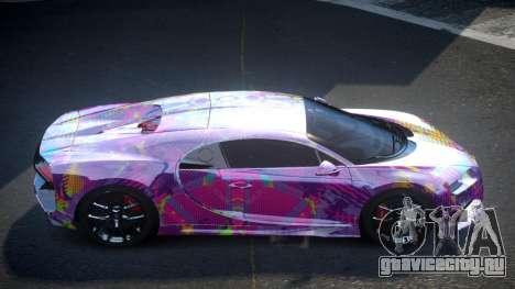 Bugatti Chiron GS Sport S9 для GTA 4