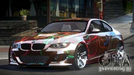 BMW M3 E92 US S8 для GTA 4