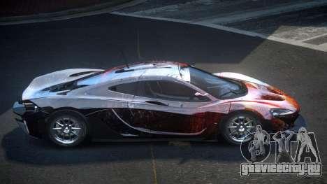 McLaren P1 GST Tuning S6 для GTA 4