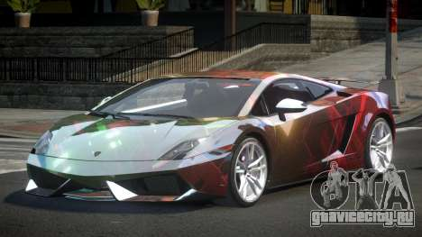 Lamborghini Gallardo SP-Q S4 для GTA 4