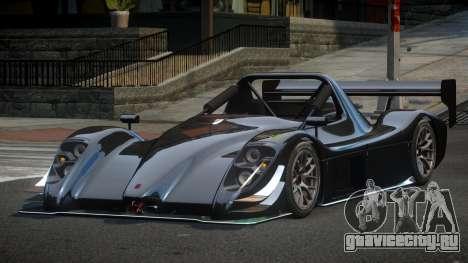 Radical SR8 GII для GTA 4