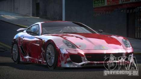 Ferrari 599 BS-U-Style S9 для GTA 4