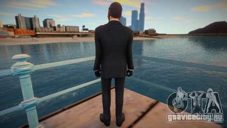 Грабитель в маске для GTA San Andreas