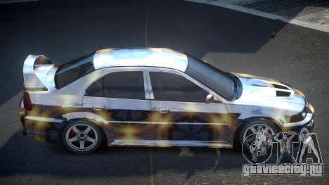 Mitsubishi Lancer VI U-Style S3 для GTA 4